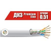 Кабель внутренний ДКЗ Premium Line UTP 4x2x0,51 ПВХ 305м