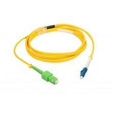 Патч-корд оптический SC/apc — LC/upc, 1 м (длина - под заказ)