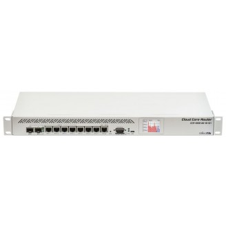 Mikrotik CCR1009-8G-1S-1S+  - маршрутизатор