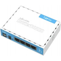 Mikrotik hAP lite RB941-2nD - маршрутизатор