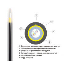 ОКТ-Д(1,0)П-2x12Е1