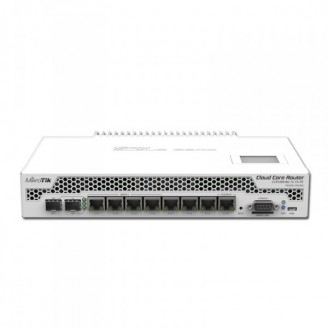 Mikrotik CCR1009-8G-1S-PC - маршрутизатор
