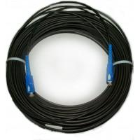 Патч-корд внешний Utex(с1,0)Т-01 SC/UPC- SC/UPC, 25 м