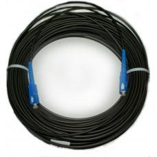 Оптический патч-корд 100 м Utex(с1,0)Т-01 SC/UPC- SC/UPC