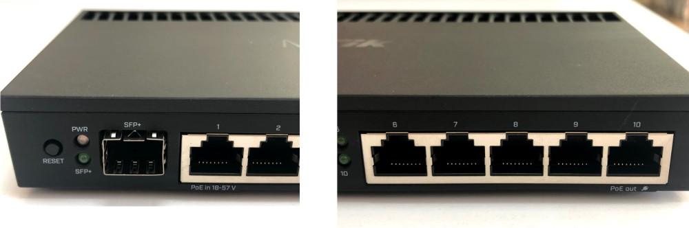 Обзор маршрутизатора Mikrotik RB4011iGS-RM